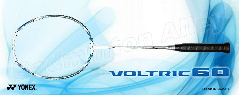 Yonex Voltric 60 Tri-Voltage Badminton Racket